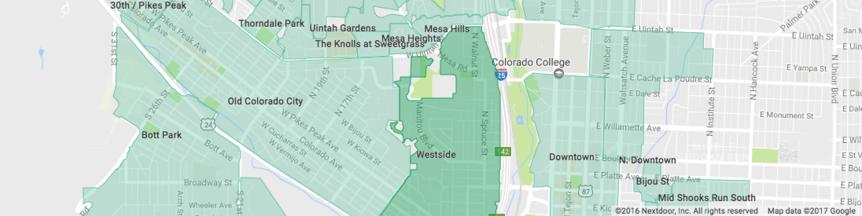 NextDoor Social App: Get Neighborly in Colorado Springs